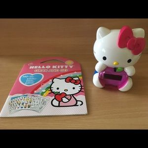 Hello Kitty digital clock with alarm + Grab and Go